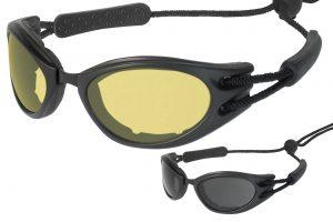 Masque moto Vega Eyeful avec verres Photochromiques jaunes