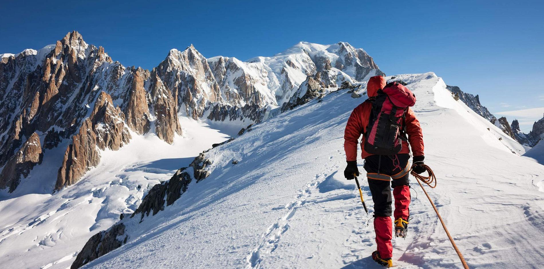 Lunettes pour sports de montagne